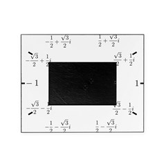 Math Clock (L)(Cart) Picture Frame