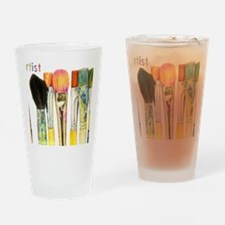 artist-paint-brushes-02 Drinking Glass