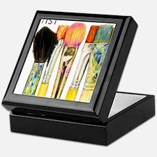 artist-paint-brushes-02 Keepsake Box