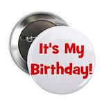It's My Birthday! Red Button