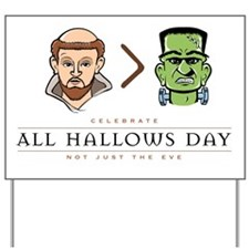 All_Hallows_Day_Light Yard Sign
