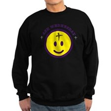 AshWed2_light Sweatshirt