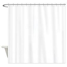 AshWed1_dark Shower Curtain