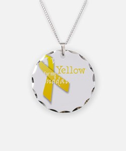trans_i_wear_yellow_for_my_g Necklace