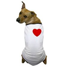 I_Love_XVI_Dark Dog T-Shirt