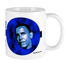 Support Peace Elect Obama Coffee Coffee Mug
