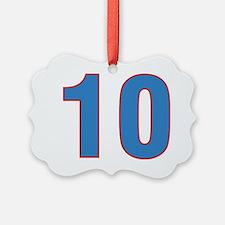 10 Ornament