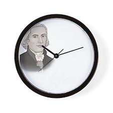 Tyranny for dark Wall Clock