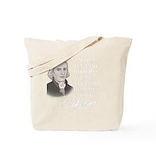 Tyranny for dark Tote Bag