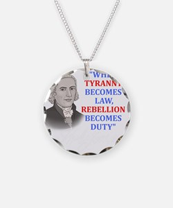 Tyranny for dark2 Necklace