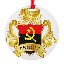 Gold1Angola1 Ornament