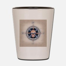 compass-flag-sk-BUT Shot Glass