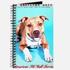 Pit Bull- An American Hero Journal