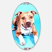 Pit Bull- An American Hero Decal
