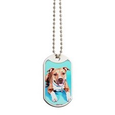 Pit Bull- An American Hero Dog Tags