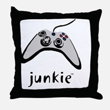 Gaming_2 Throw Pillow