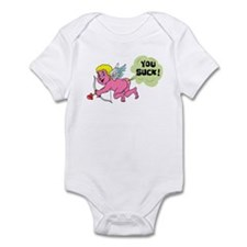 Cupid Poot Infant Bodysuit