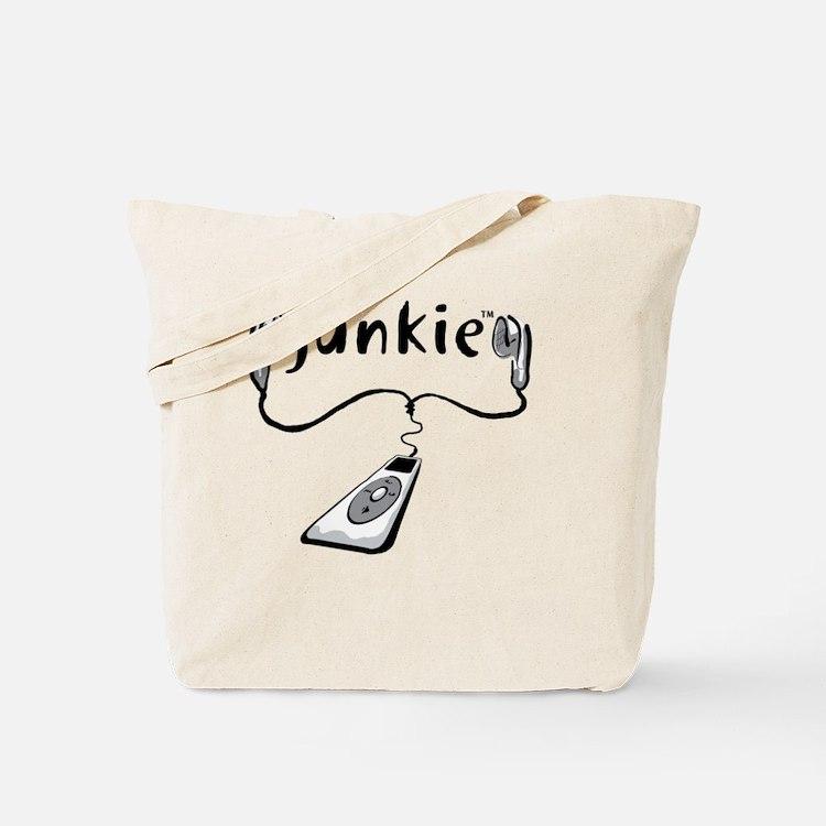 Tunes_2 Tote Bag