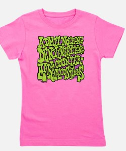10-BBQ_admit_nothing_deny_everything_ma Girl's Tee