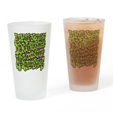 10-BBQ_admit_nothing_deny_everythin Drinking Glass