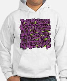11-BBQ_admit_nothing_deny_everyt Hoodie