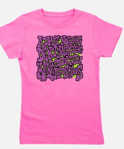 11-BBQ_admit_nothing_deny_everything_ma Girl's Tee