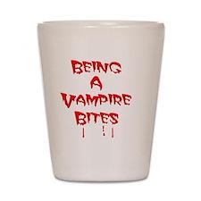 Vampire Shot Glass