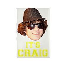 Craig 5 Rectangle Magnet