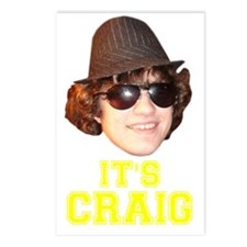 Craig 5 Postcards (Package of 8)