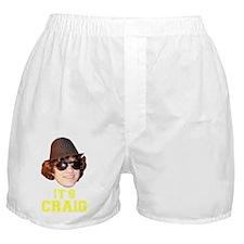 Craig 5 Boxer Shorts