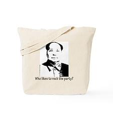 maoshirtbigtype Tote Bag