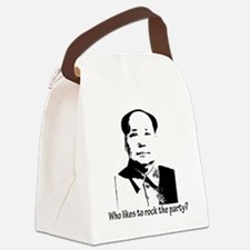 maoshirtbigtype Canvas Lunch Bag