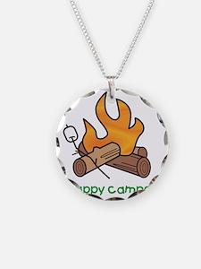 2-campfire Necklace