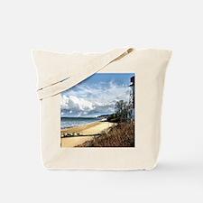 Conover Beacon Lighthouse Tote Bag