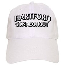 Hartford, CT Baseball Cap