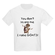 GOAT- You Don't Scare me Kids T-Shirt