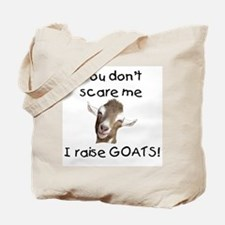 GOAT- You Don't Scare me Tote Bag