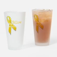 trans_i_wear_yellow_boyfriend Drinking Glass