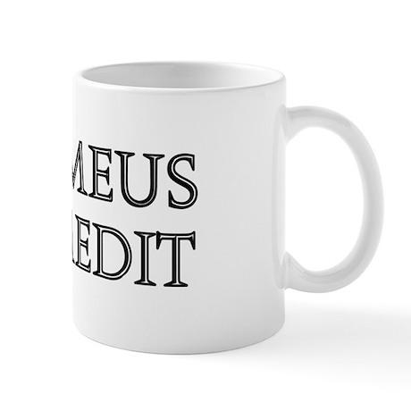 CANIS MEUS Mug