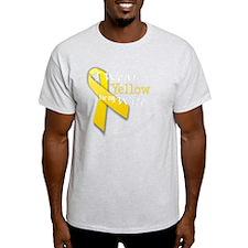 trans_i_wear_yellow_wife T-Shirt