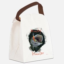 Muskie hunter Canvas Lunch Bag
