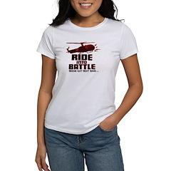 ride into battle Tee