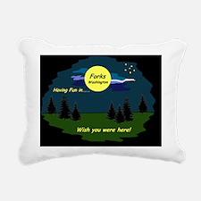 2-aaaaaaaafokstufd Rectangular Canvas Pillow