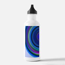 Circles_yeah Water Bottle