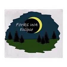 aaaaaaaafokstueclipse Throw Blanket