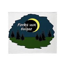 aaaaaaaafokstueclipse Throw Blanket