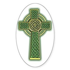 Celtic Cross 2 light Decal