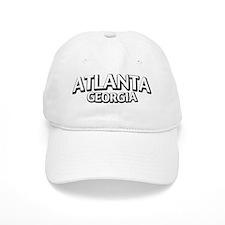 Atlanta, GA Baseball Cap