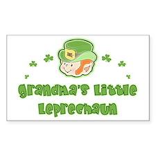 grandmas little leprechaun bot Decal