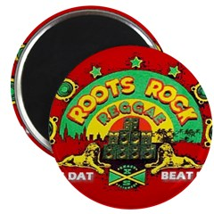 ROOTS ROCK REGGAE Magnet